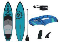 "Slingshot Crossbreed 11"" X Naish Wing Surfer Einsteigerset 3,6 m²"
