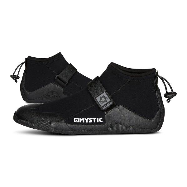 Mystic Star Shoe 3mm Round Toe - Black bei brettsport.de