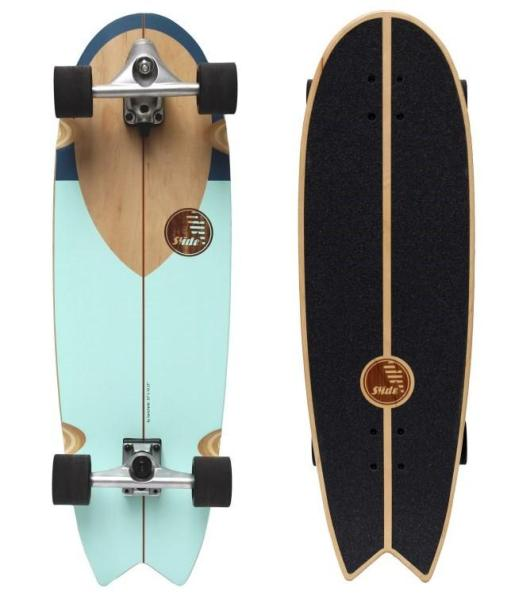 Slide Surfskateboard Swallow Noserider 33″
