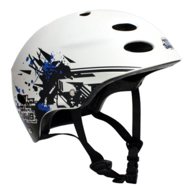 Grafstract Helmet (Silver)
