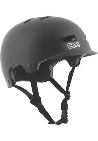 TSG Helm Recon Solid Color Satin-Black