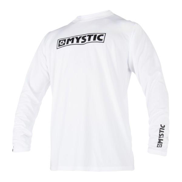 Mystic Star L/S Quickdry - White bei brettsport.de