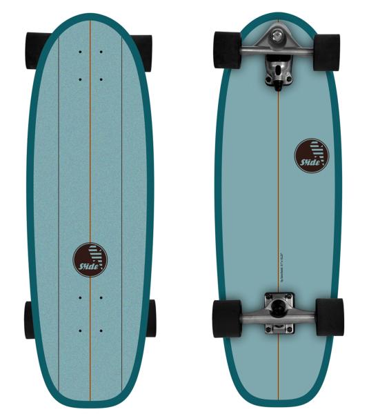 Slide Surfskateboard Gussie Spot X 31'