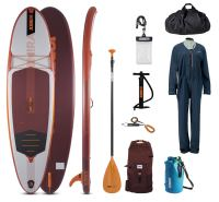 Jobe Mira 10.0 SUP Komplettset + Prolimit Nordic PG SUP Suit 36/S