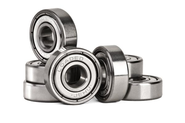 Loaded Jehu Bearings Abec 5 (Satz)