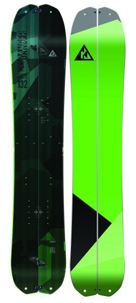 NITRO Miniganger Snowboard 2021