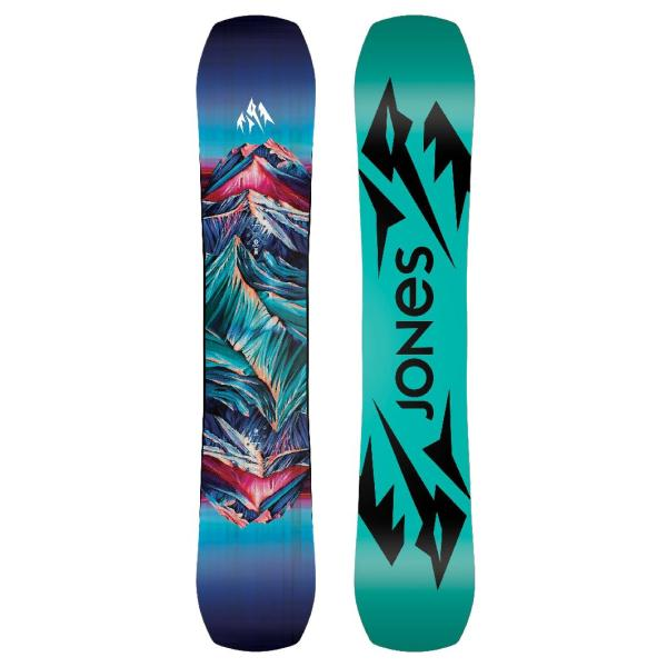 JONES Twin Sister Snowboard 2021