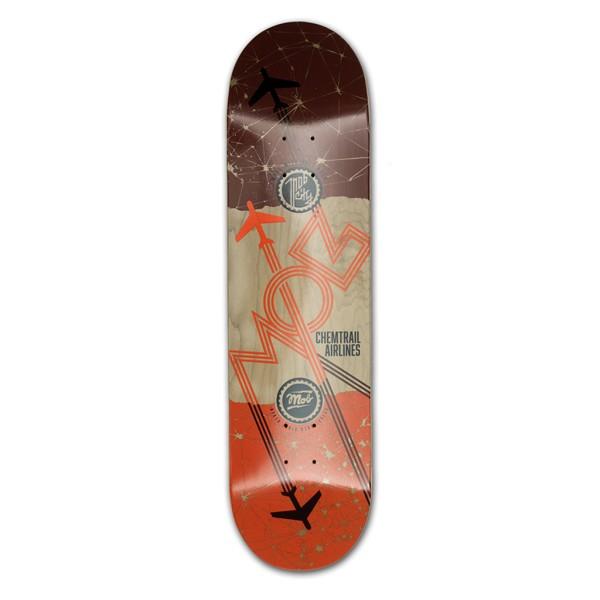 MOB Skateboards Airlines Komplettboard - 8,25