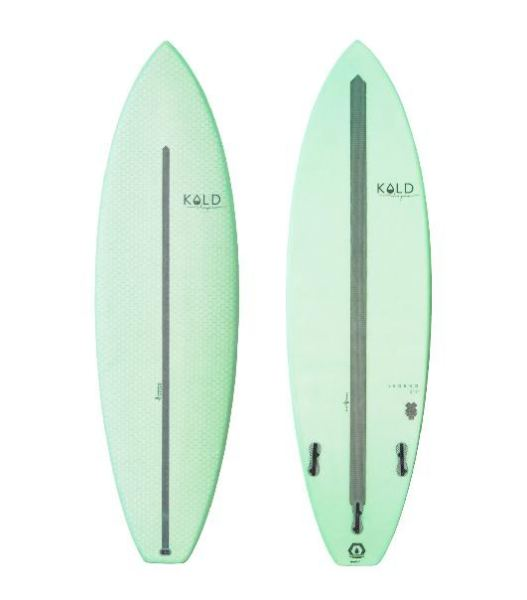 KOLD shapes Legend Kite/ Waveboard