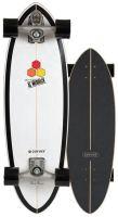 Carver Channel Islands Black Beauty Surfskate Complete