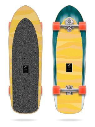 "Yow LA SANTA 33""High Performance Series - Surfskate Complete"