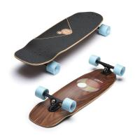 Loaded Omakase Roe Grip N Rip Longboard complete