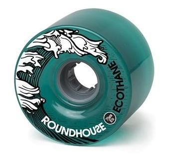 Roundhouse by Carver ECO Mag Wheel Set - 75mm 81a