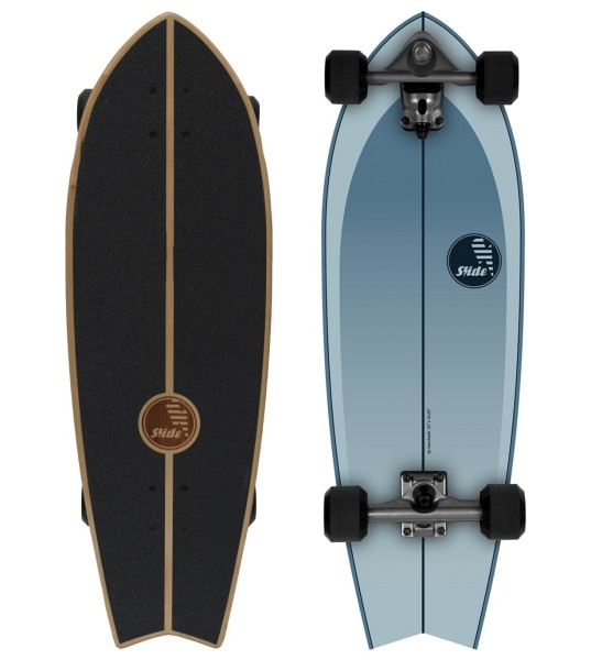 "Slide Surfskateboard Fish Drifter 32"""