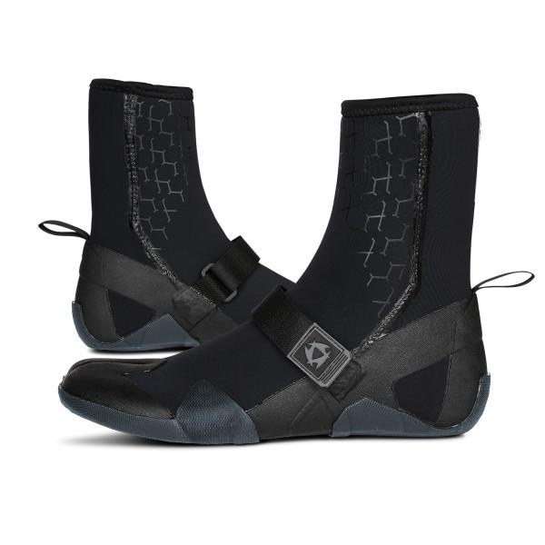 Mystic Marshall Boot 5mm Split Toe - Black bei brettsport.de