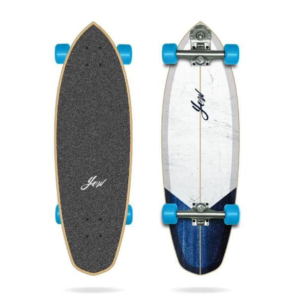 Yow RAPA NUI 32″ Surfskate Complete