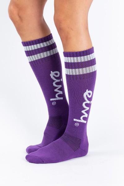 EIVY Cheerleader Underknee Wool Socks