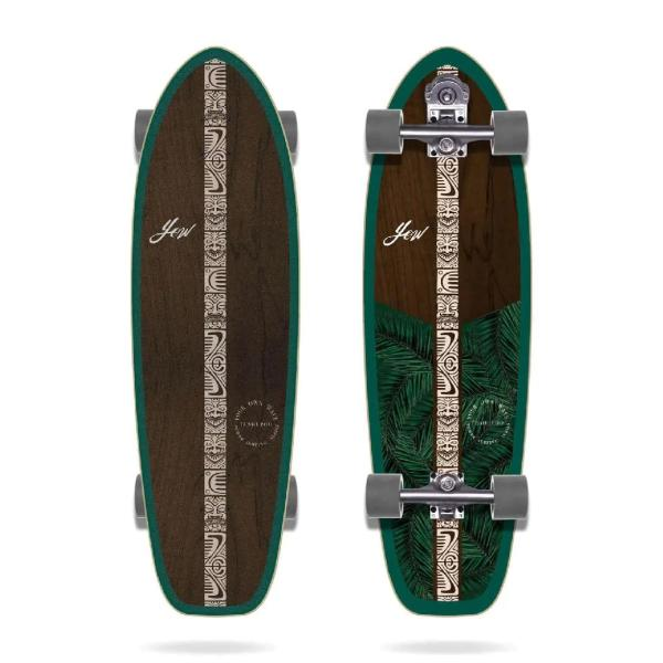Yow TEAHUPPO 34″ Surfskate Complete