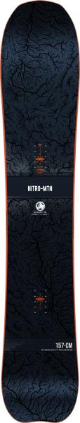 NITRO Mountain Snowboard 2021