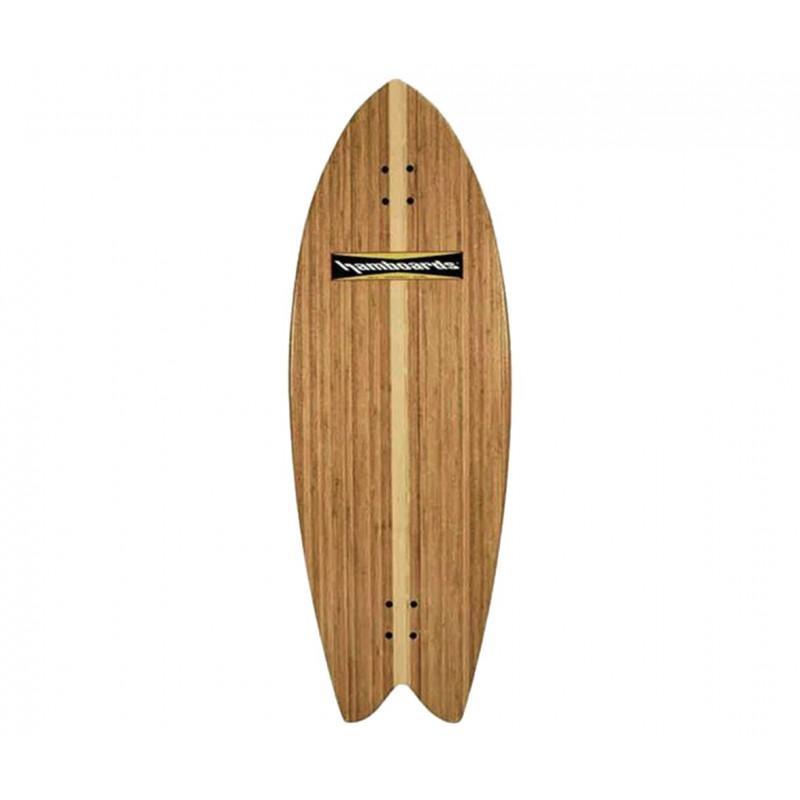 hamboards-pescadito-43-surf-skate-complete