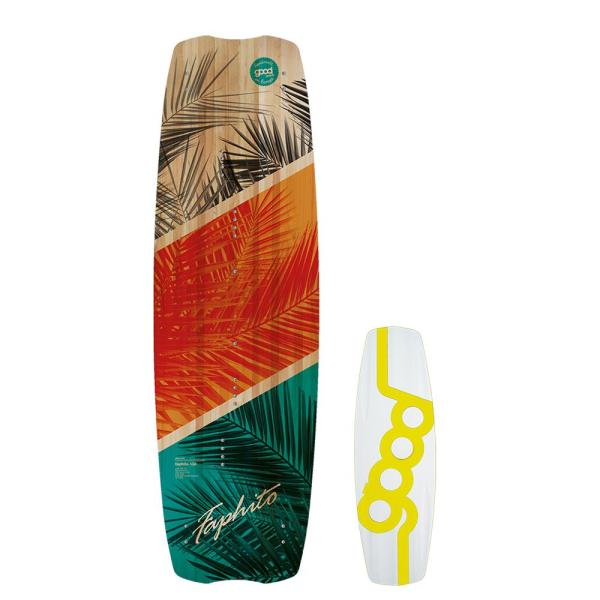 Goodboards Kiteboard Faphito Board only 128/38 *DEMO*