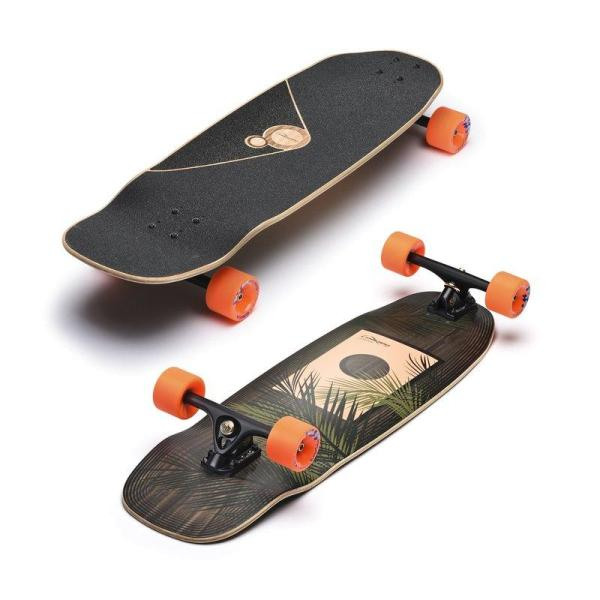 Loaded Omakase Palm All-Around Longboard complete inkl. Stimulus 80a wheels