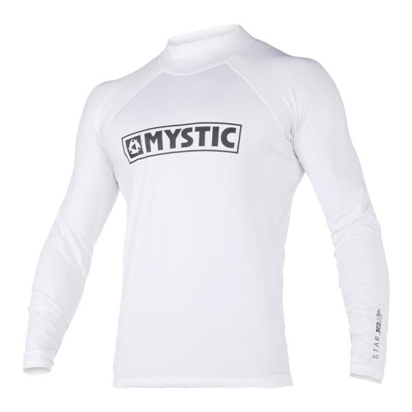 Mystic Star L/S Rashvest Junior - White bei brettsport.de