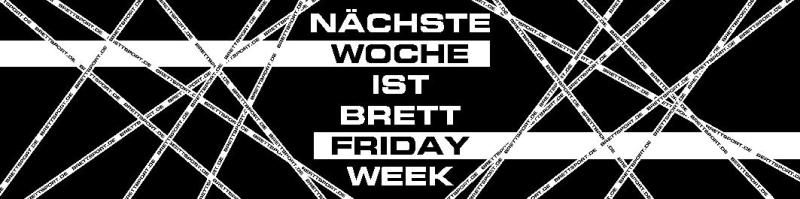 BRETT FRIDAY