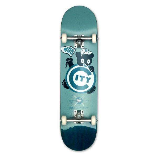 MOB Skateboards Ballpark Komplettboard - 8 blue