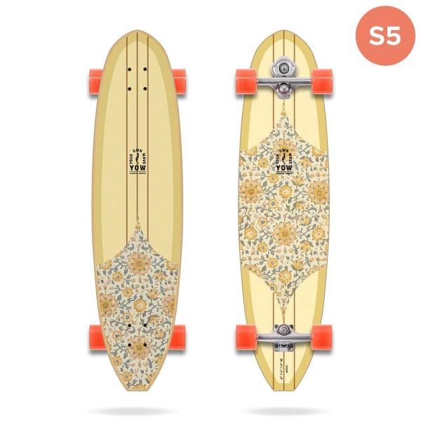 Yow WAIKIKI 40″ Surfskate Complete bei brettsport.de