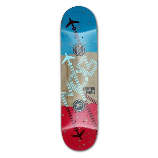MOB Skateboards Airlines Komplettboard - 8,0