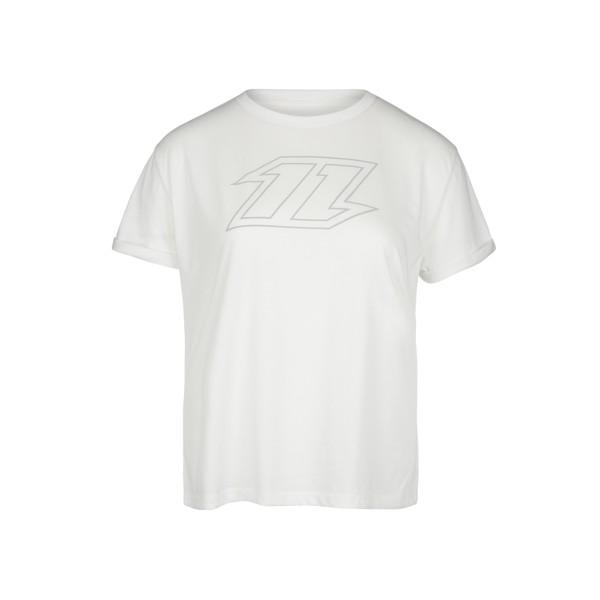North Wms Logo Tee - White bei brettsport.de