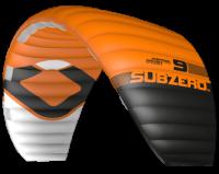 Ozone SUBZERO V1 Snowkite Kite Only mit Kompressor Bag 5 m²