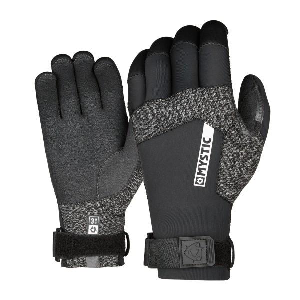Mystic Marshall Glove 3mm 5Finger Precurved - Black bei brettsport.de
