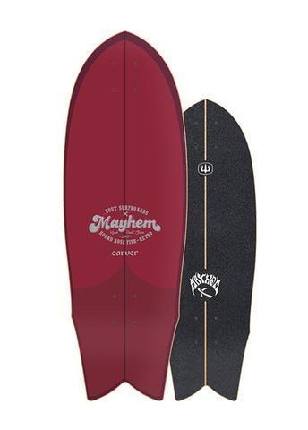 """Carver Bean Bag 29.5"""" Surfskate 2020"""
