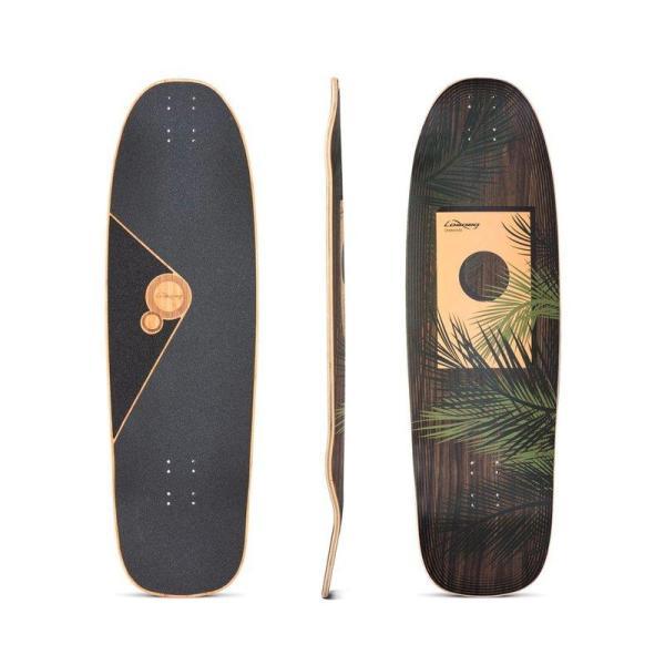 Loaded Omakase Palm Longboard (Deck only)