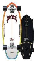 "Carver x Rad Ripper 31"" Surfskate Complete"