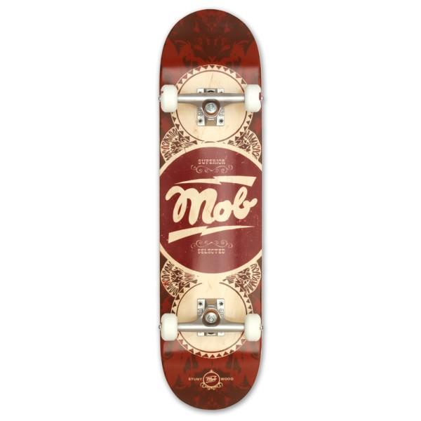 MOB Skateboards Gold Label Komplettboard - 8,0