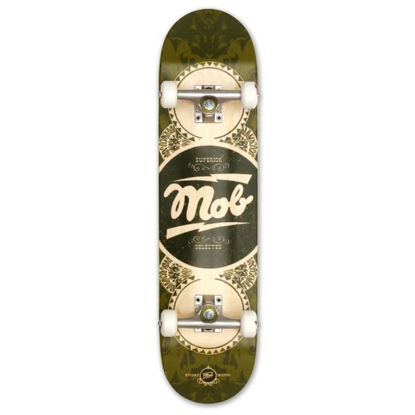 MOB Skateboards Gold Label Komplettboard - 7,75