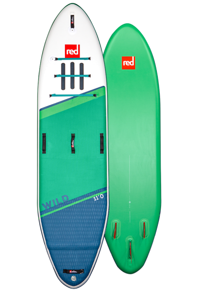 Red Paddle Co 11'0″ Wild MSL 2021