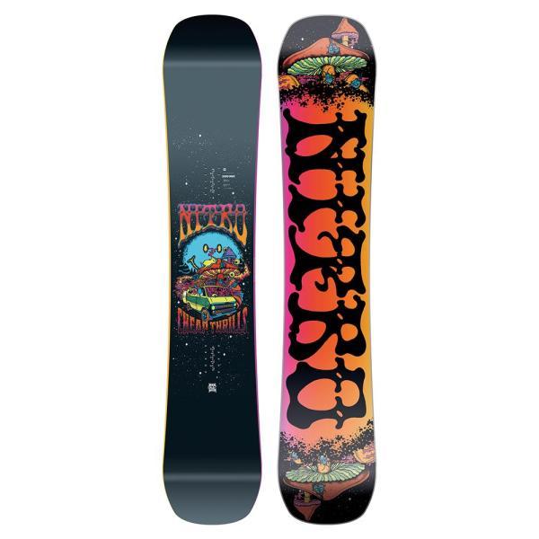 NITRO Cheap Trills Wide Snowboard 2020