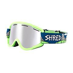 """SHRED Brille """"need more snow"""" Platin"""