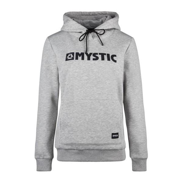 Mystic Brand Hoodie Sweat Women - December Sky Melee bei brettsport.de