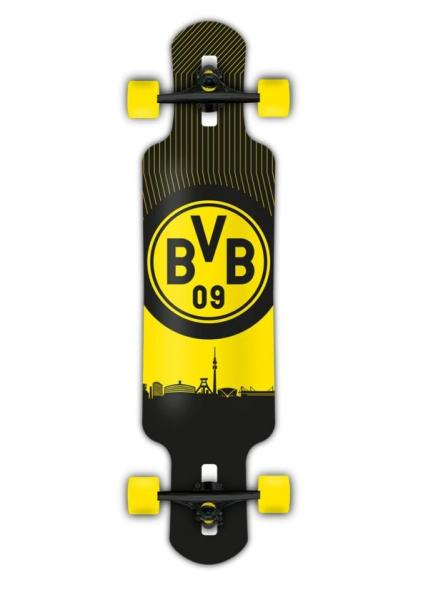 BVB Dortmund Stadium Drop Through LongboardComplete