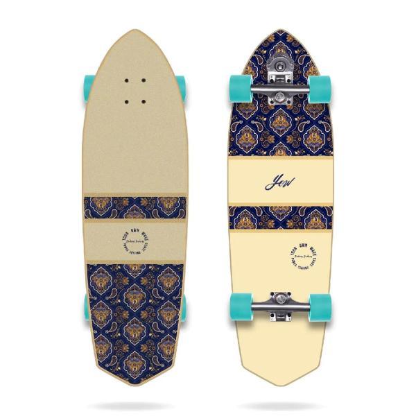Yow PADANG PADANG 34″ Surfskate Complete