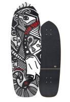 """Carver 30.75"""" Yago Skinny Goat Surfskate Deck only"""