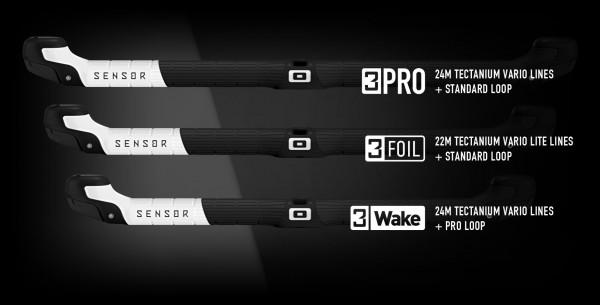 CORE Sensor 3 Pro Control Bar only