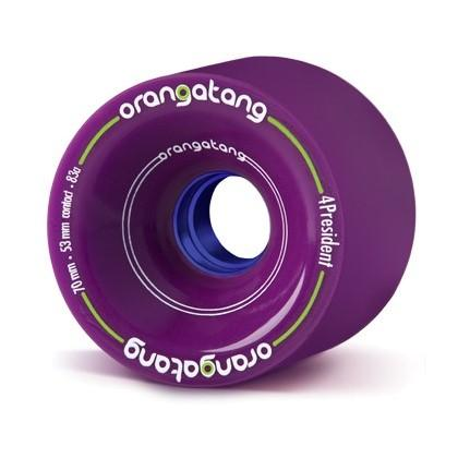 Orangatang 70mm Wheel 83a Purple