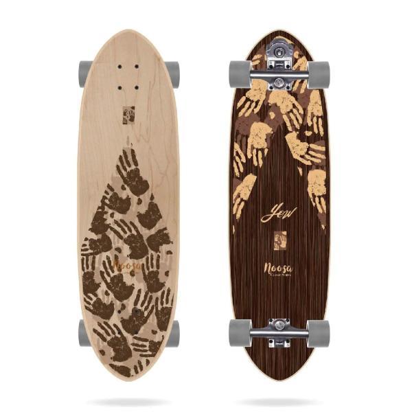 "Yow NOOSA 35"" Surfskate Complete"