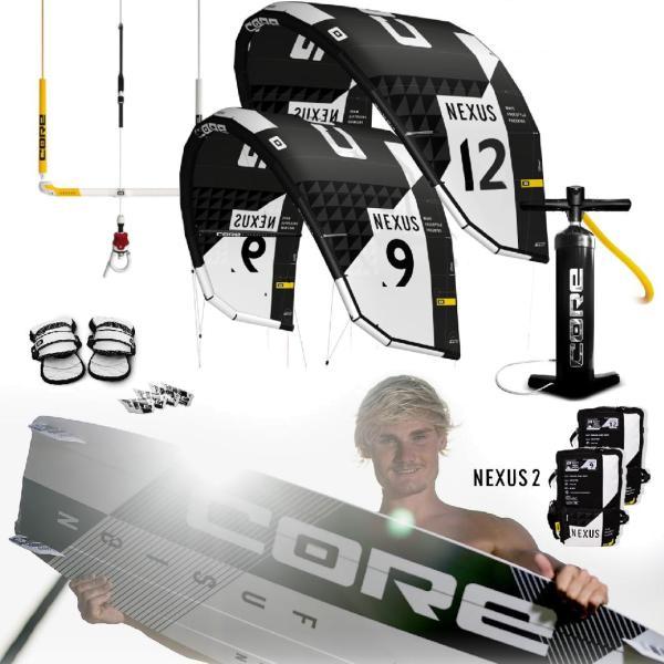 Core Kiteboarding NEXUS Einsteigerset